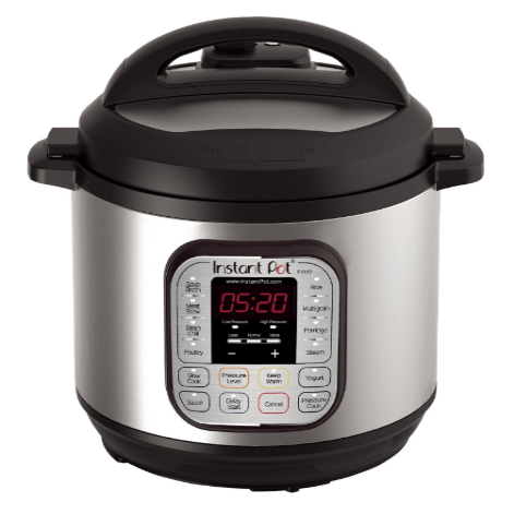 Instant Pot Duo 8 Qt  7-in-1 Multi-Use Programmable Pressure Cooker Only $64.99 (Was $139.95)