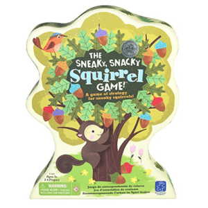 The Sneaky, Snacky Squirrel Game Only .19 (Was .99)