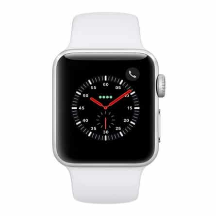 AppleWatch Series3 (GPS+Cellular, 38mm) $299