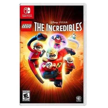 LEGO Disney Pixar's The Incredibles Only $19.99 (Was $49.99)