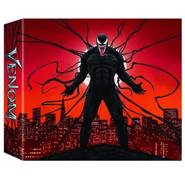 Venom Blu-ray Pre-Order Only $12.11 (Was $30.70)