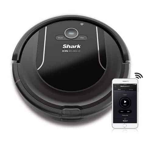 SHARK ION Robot Vacuum R85 WiFi-Connected with Alexa or Google Assistant $199.99 **Today Only**
