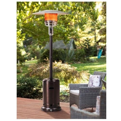 "Sunjoy Lawrence 88"" Floor-Standing Patio Heater $89.99 (Was $149.99) **Today Only**"