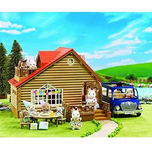 Calico Critters Lakeside Lodge Gift Set Only $40 (Was $109.99)