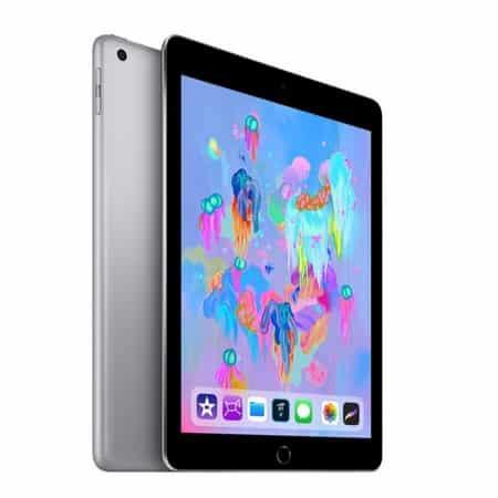Apple iPad (Latest Model, Wi-Fi, 32GB) $249 **Back in Stock**