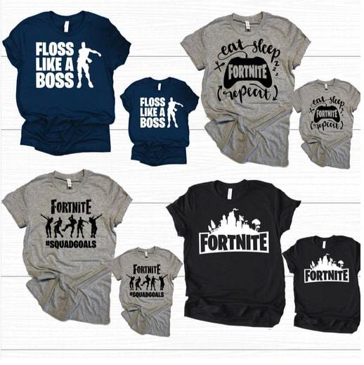Fortnite Tees (Youth + Adult) Only $13.99