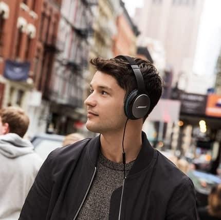 Bose QuietComfort 25 Acoustic Noise Cancelling Headphones $109.99 (Was $299)