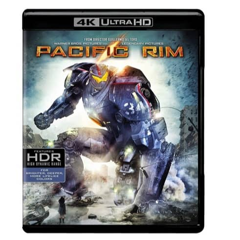 Pacific Rim 4K Ultra HD Blu-ray Only $9 (Was $21.93)
