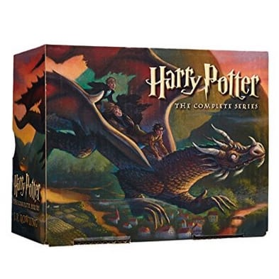 Harry Potter Paperback Box Set (Books 1-7) Only $33.39