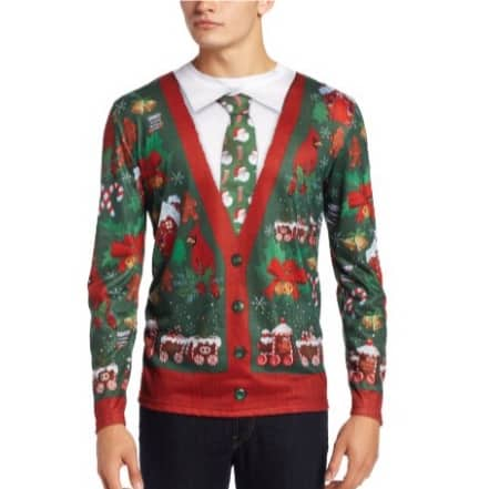 Ugly Christmas Sweaters for the Family from $6.99