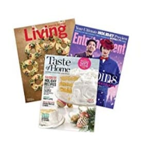 Up to 95% Off Magazine Subscriptions **Today Only**