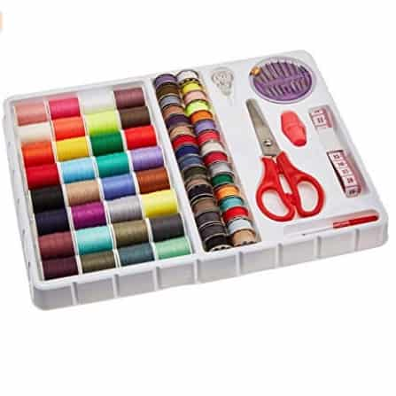 MICHLEY Lil' Sew and Sew 100-Piece Sewing Kit Only $2.49
