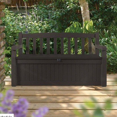 70 Gallon Storage Bench Deck Box