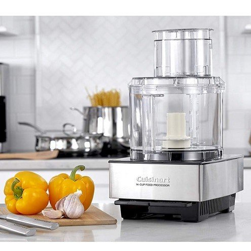 Cuisinart 14-Cup Food Processor Now .99 (Was 9) **Today Only**