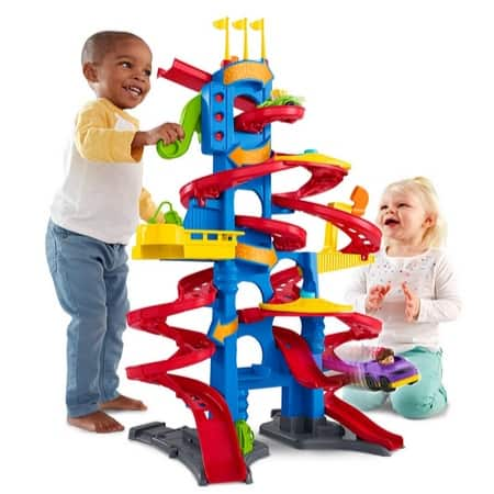 Fisher-Price Little People Take Turns Skyway Now .96