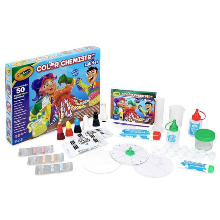 Crayola Color Chemistry Set Now .58 (Was .99)