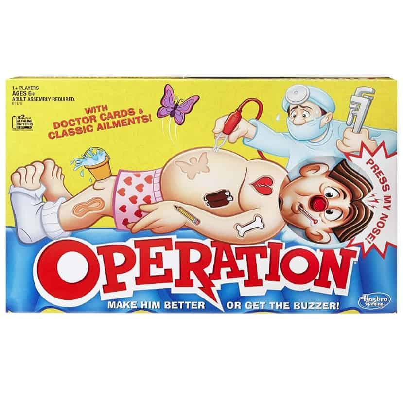 Classic Operation Game Now .12 (Was .99)