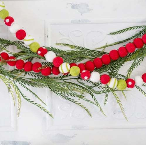 Holiday Garlands Only $6.99 Each **100 Choices**