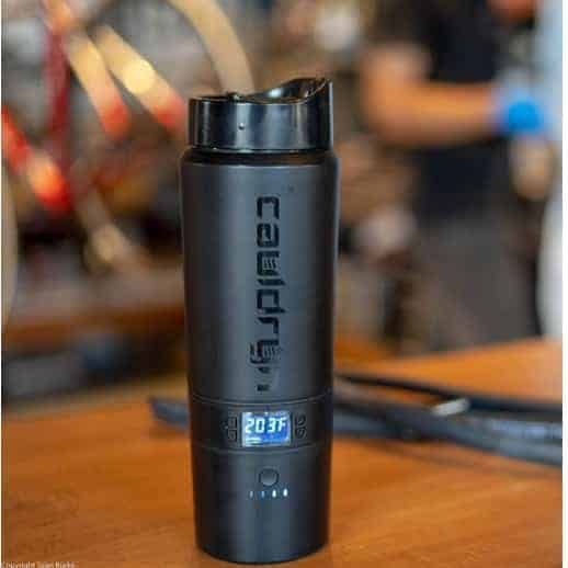 Cauldryn Temperature Controlled Travel Mug $89.99 **Today Only**