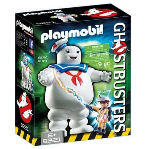 PLAYMOBIL Stay Puft Marshmallow Man Only $7.99 (Was $19.99)