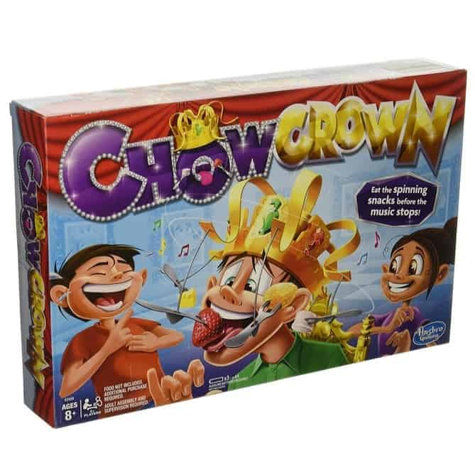 Chow Crown Game Only $9.72 (Was $24.99)