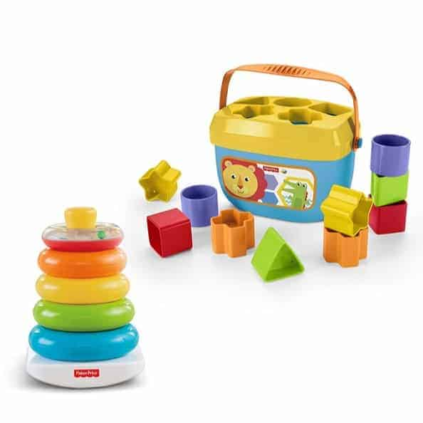 Fisher-Price Rock-a-Stack Only $5.99 (Was $14.99)