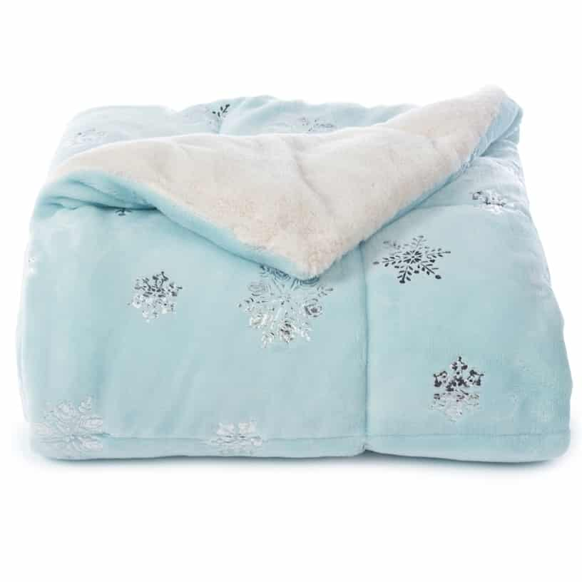 Kohl's: Cuddl Duds Throws $16.97 Each Shipped (Was $50)