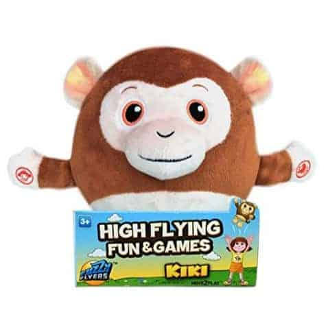 Fuzzy Flyers Kiki the Plush Monkey Only $12.25