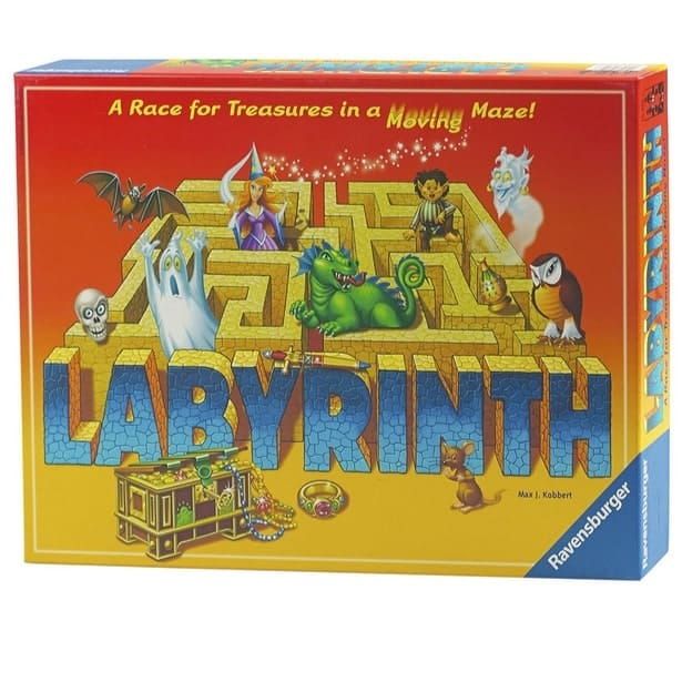 Up to 62% Off Ravensburger Games & Puzzles ~ Labyrinth Board Game Only $15.99 (Was $31.99) **Today Only**