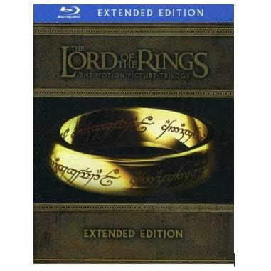 The Lord of the Rings Trilogy Blu-ray Only $25.99 **Today Only**