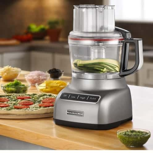 KitchenAid 9-Cup Food Processor with Exact Slice System $79.99 (Was $179.99)