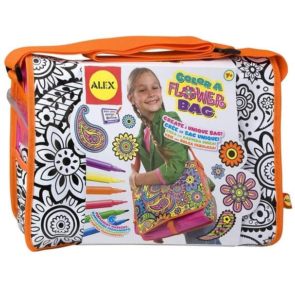ALEX Toys Craft Color A Flower Bag Only $13 (Was $35)