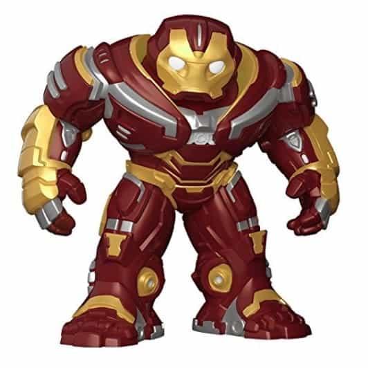 "Funko Pop! Marvel: Avengers Infinity War 6"" Hulk Buster Figure Only $8.78 (Was $16.99)"