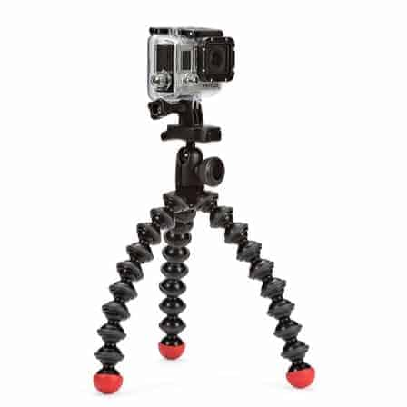 Joby GorillaPod Action Video Tripod Only $15.94 (Was $39.95)