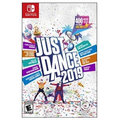 Just Dance 2019 for Nintendo Switch Only $18