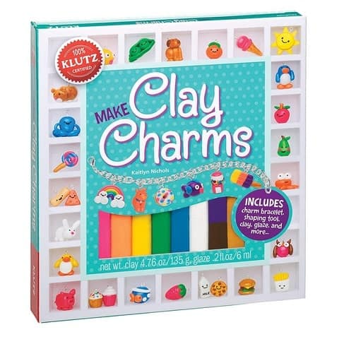 Klutz Make Clay Charms Craft Kit Only $10.95 (Was $21.99)