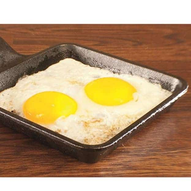 Lodge 5″ Square Cast Iron Griddle Only $6
