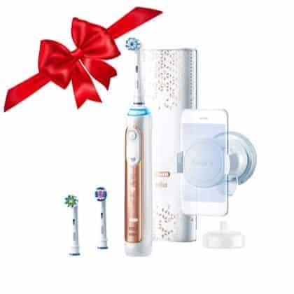 Oral-B 9600 Electric Toothbrush with 3 Brush Heads $128.94 **Today Only**