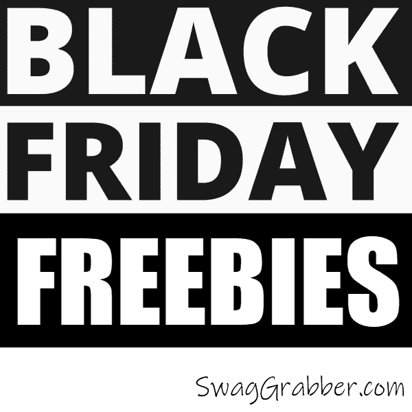 5 Freebies You Can Get In-Store on Black Friday