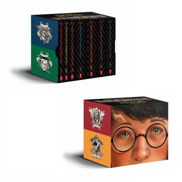 Harry Potter Books 1-7 Special Edition Boxed Set Now .24 (Was 0.00)