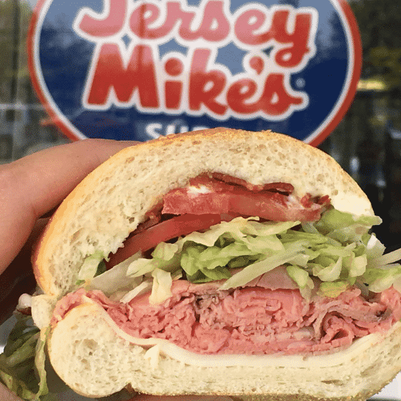 Jersey Mike's Coupon: 50% off All Cold & Hot Subs Via Online & App