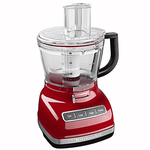 KitchenAid 14-Cup Food Processor - Empire Red Only $208 (Was $280)