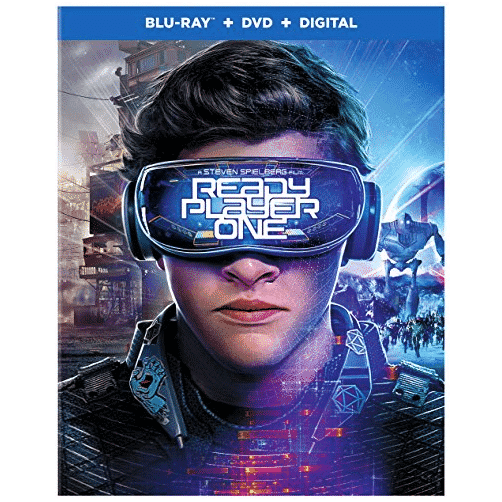 Blu-ray Movies from$5.99: Ready Player One, Black Panther, and Infinity War