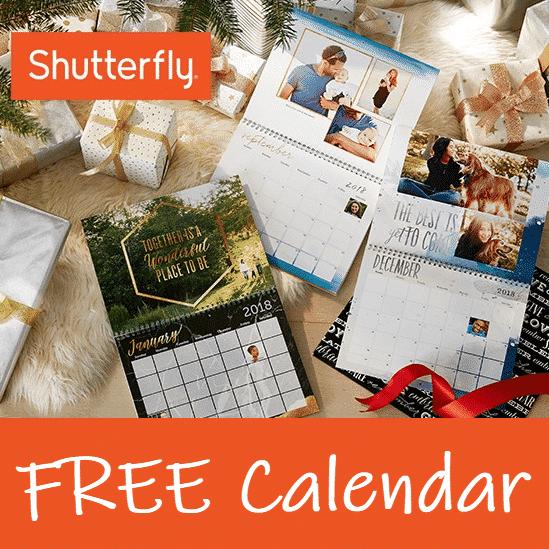 Free Custom Calendar From Shutterfly Swaggrabber