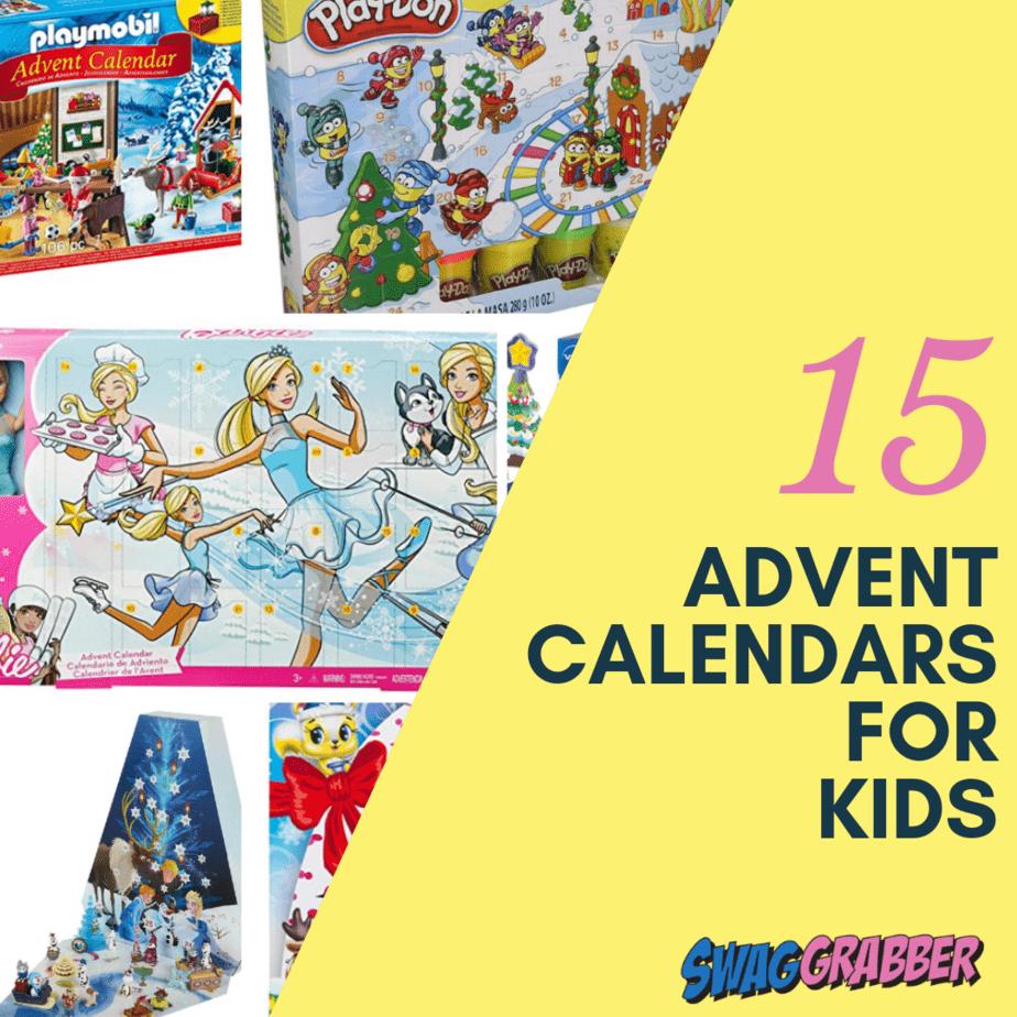 15+ Advent Calendars for Kids