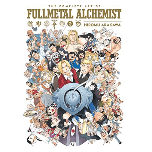 The Complete Art of Fullmetal Alchemist Only $19.58 (Was $34.99)