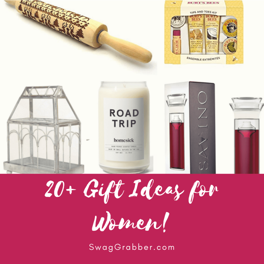 20+ Unique Gift Ideas for Women that Fit Any Budget
