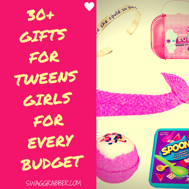 30+ Gifts for Tween Girls for Every Budget