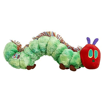 World of Eric Carle, The Very Hungry Caterpillar Bean Bag Toy Only $6.33