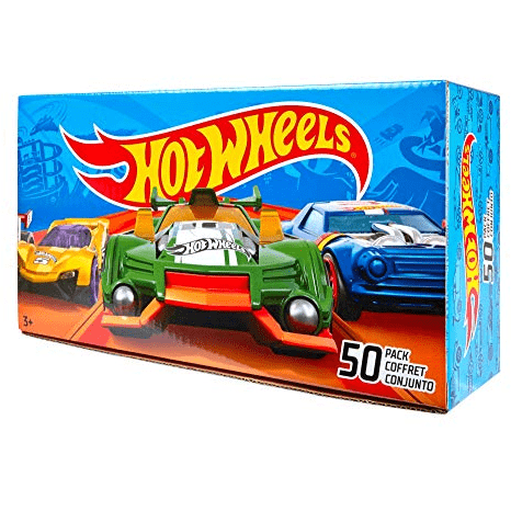 Hot Wheels Basic Car 50-Pack Only $37.86 (Was $54.99)